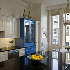 Traditional Kitchen by Adrienne Chinn Design