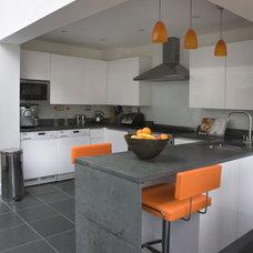 Modern Kitchen by Adrienne Chinn Design