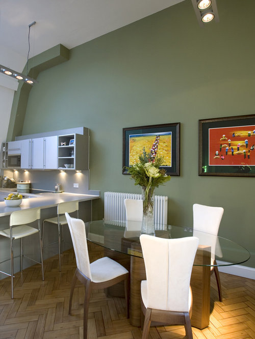 Olive Green Walls Houzz