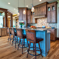 Traditional Kitchen by Advance Cabinetry