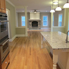 Kitchen by Advantage Contracting