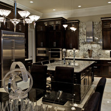 Contemporary Kitchen by Affinity Building Solutions