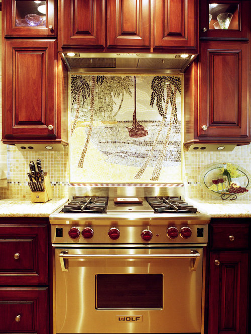 mosaic tile backsplash ideas pictures remodel and decor
