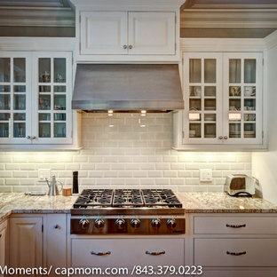 brown kitchen cabinets rainbow granite houzz 1832