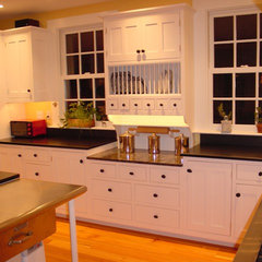 contemporary kitchen by CustomMade.com