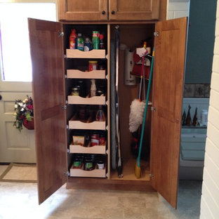 After photo of pantry.