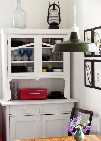 Eclectic Kitchen by Praktyczne i Piękne