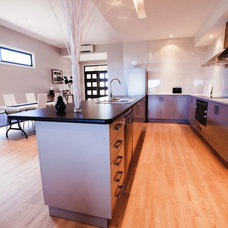 Contemporary Kitchen by Agatha O House of Design - decoration + design