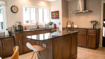 Aging-In-Place Kitchen