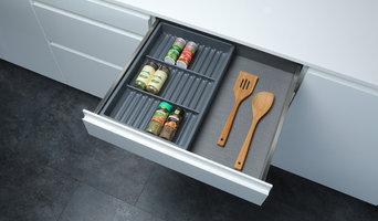 Agoform Spice Rack - Kitchen Drawer Storage & Organisation Solution