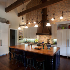 Traditional Kitchen by RA Design Group, LLC