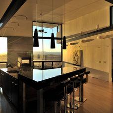 Modern Kitchen by studiotrope Design Collective