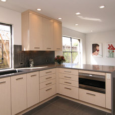 Contemporary Kitchen by Designer Shylo Preston