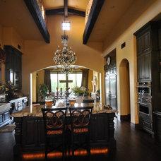 Kitchen by AJ Design Studio