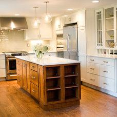 Contemporary Kitchen by AK Interior Design