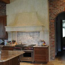 Traditional Kitchen by Al Jones Architect