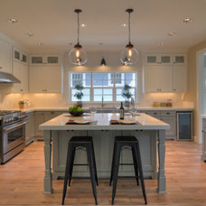 Traditional Kitchen by JPID Construction & Design LLC