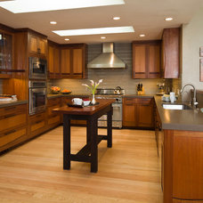 Contemporary Kitchen by Barbra Bright Design