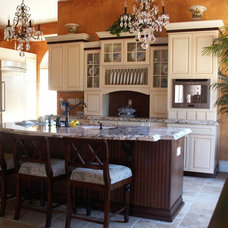 Traditional Kitchen by Amy Carpenter Interior Design