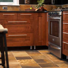 Traditional Kitchen by Dave M. Davis Photography