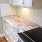 Beautiful shaker cabinetry traditional kitchen for Ak kitchen cabinets calgary