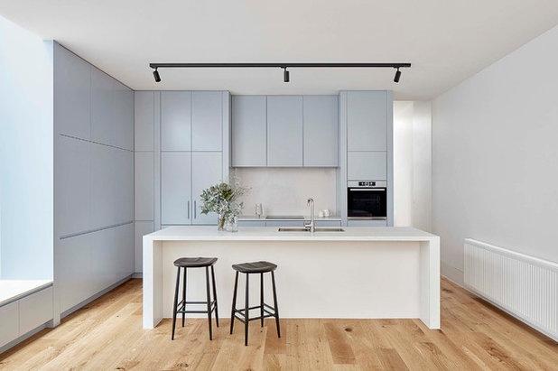 コンテンポラリー キッチン by Jane Cameron Architects