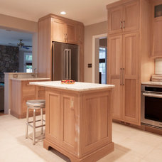 Transitional Kitchen by Cameo Kitchens, Inc.