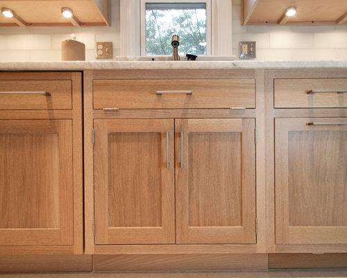 Quarter Sawn Oak Kitchen Design Ideas, Remodels & Photos ...