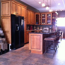Traditional Kitchen by Jennifer Maass - Kitchen Concepts of Rochester