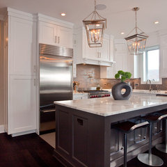 contemporary kitchen by Michael Abrams Limited