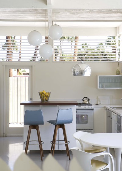 Midcentury Kitchen by The House Of Mink