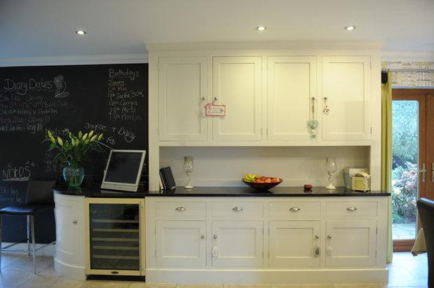 Pon una pizarra en la cocina y descubre tu lado más creativo