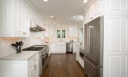 Alexandria Elegant Kitchen and Handsome Master Bath Addition