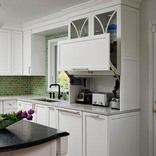 Alexandria Transitional Kitchen