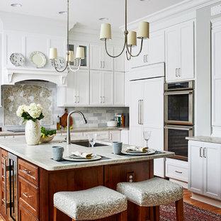 Alexandria, VA: Kitchen and Master Bath