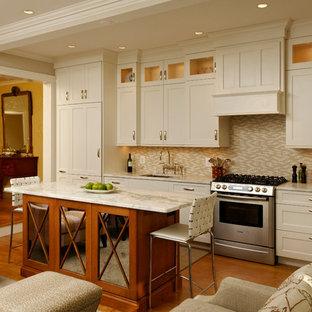 Alexandria, Virginia - Transitional - Rowhouse Kitchen