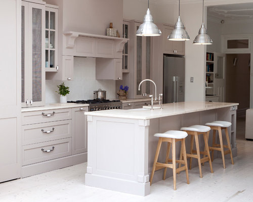 Example Of A Classic Kitchen Design In Sydney