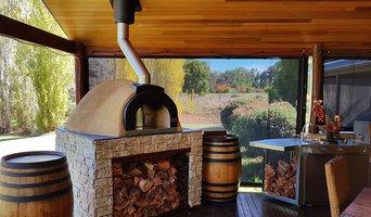 Alfresco Factory Ovens in Outdoor Kitchens