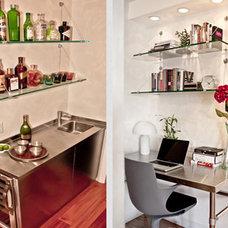 Contemporary Kitchen by Ali Swidler Designs