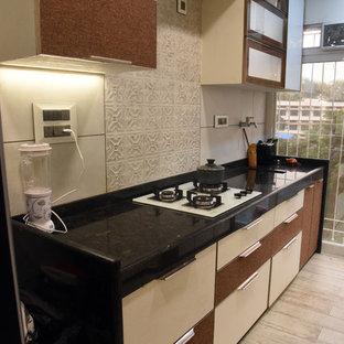 На фото: кухня в восточном стиле с
