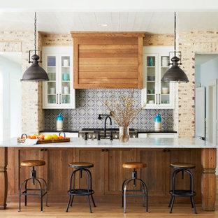 75 Farmhouse Kitchen Design Ideas - Stylish Farmhouse Kitchen ...
