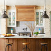 Kitchen of the Week: An Eclectic Look for a Sunny Family Hub