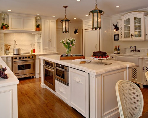 Oven In Island Home Design Ideas, Pictures, Remodel and Decor