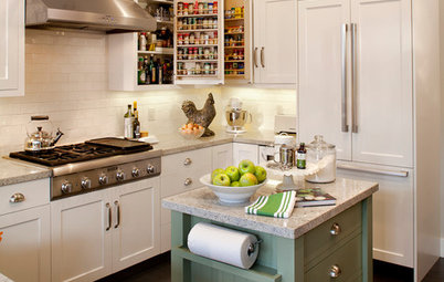 Must-Haves in a Small Open Kitchen