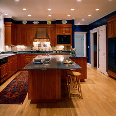 Traditional Kitchen by The Interior Edge