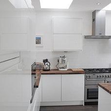 Modern Kitchen by All Done Design