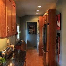 Craftsman Kitchen by Performance Kitchens & Home