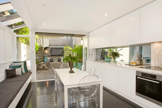 Contemporary Kitchen by Ryan Lahiff Photography