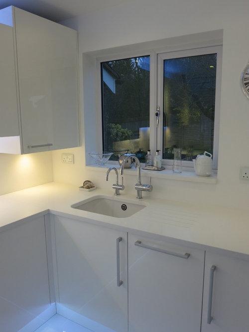 Small Enclosed Kitchen Design Ideas Renovations Photos