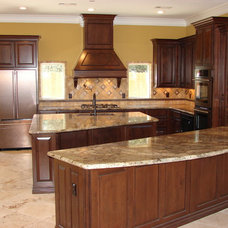Traditional Kitchen by Alleanza Custom Homes